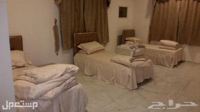 غرف مفروشة للايجار يومي شهري الرياض المرقب