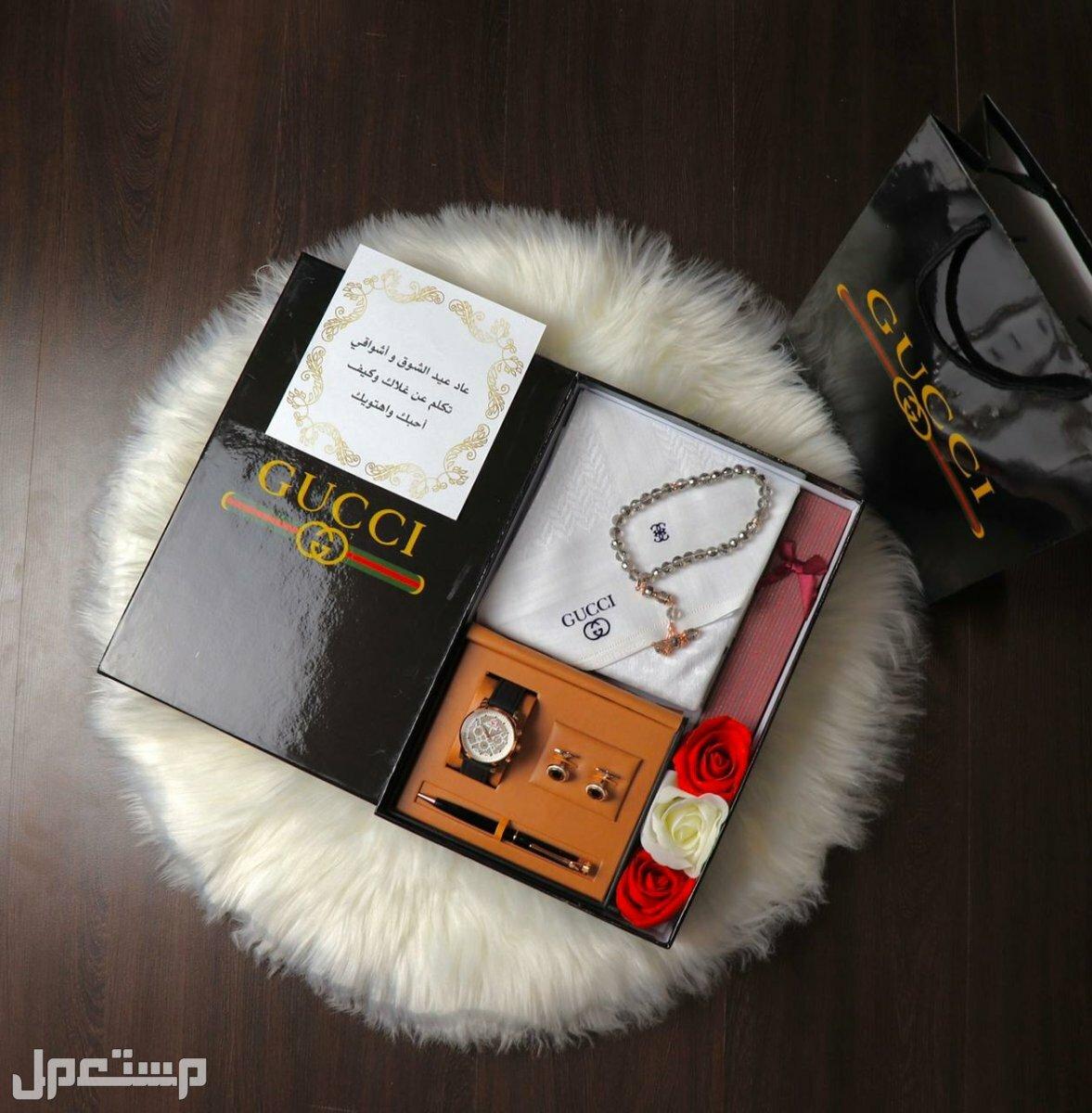 هدايا رجالية مقدمة من ماركة قوتشي