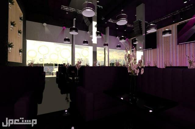 تخصصنا تصميم وتنفيذ المطاعم والكافيهات والمحلات بكافة انواعها