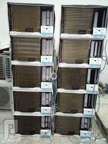 لبيع جميع انواع المكيفات الشباك حار بارد شبه الجديد استخدام فنادق 450 ريال افضل انواع المكيفات ابو سليم