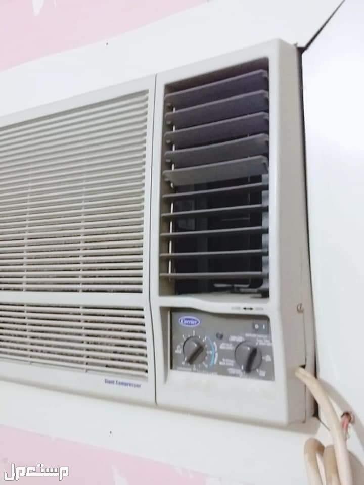 لبيع جميع انواع المكيفات الشباك حار بارد شبه الجديد استخدام فنادق 450 ريال للتواصل مع ابو سليم