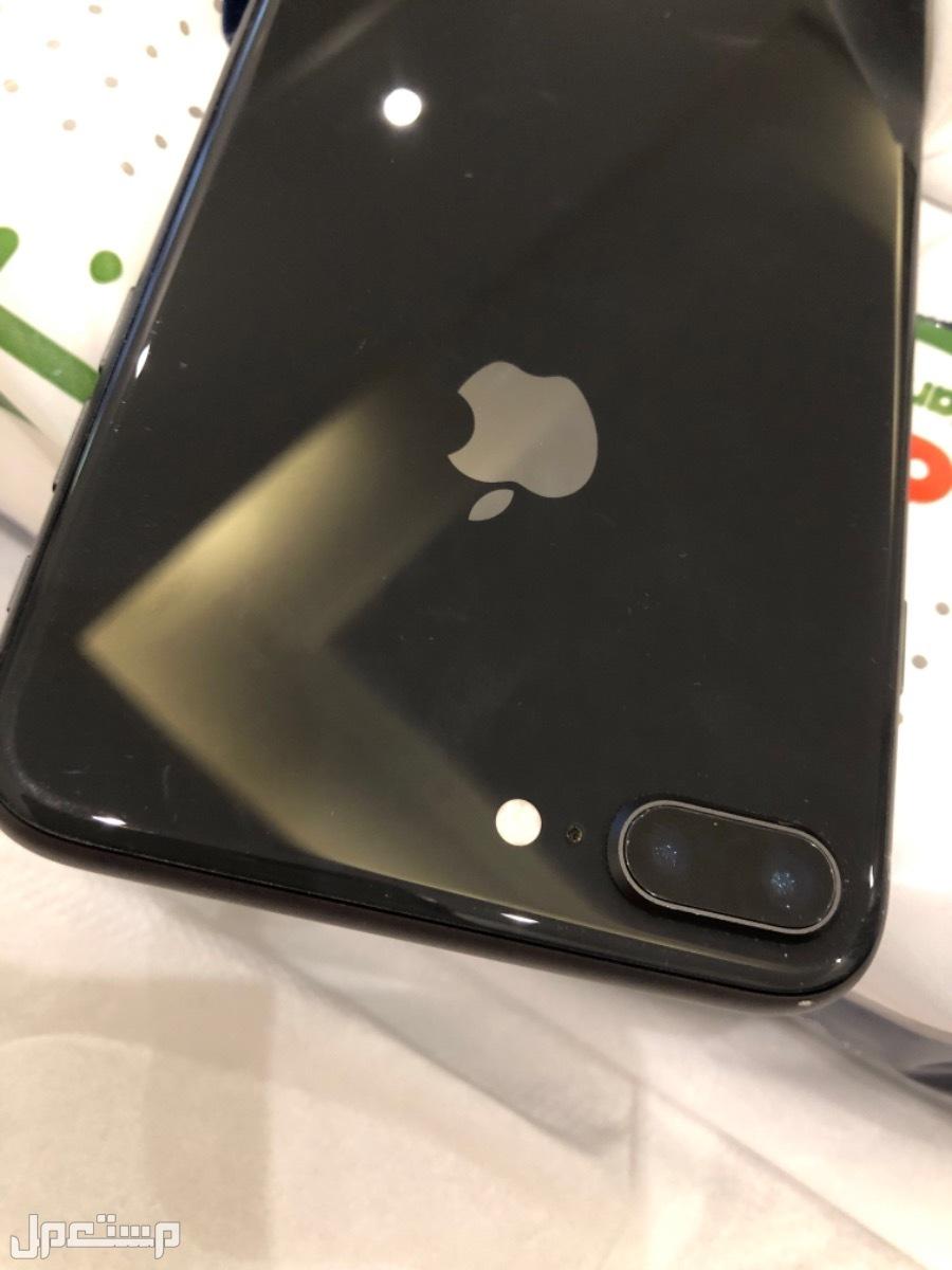 ايفون 8 بلس 64 قيقا اسود Iphone 8Plus 64 gb Black