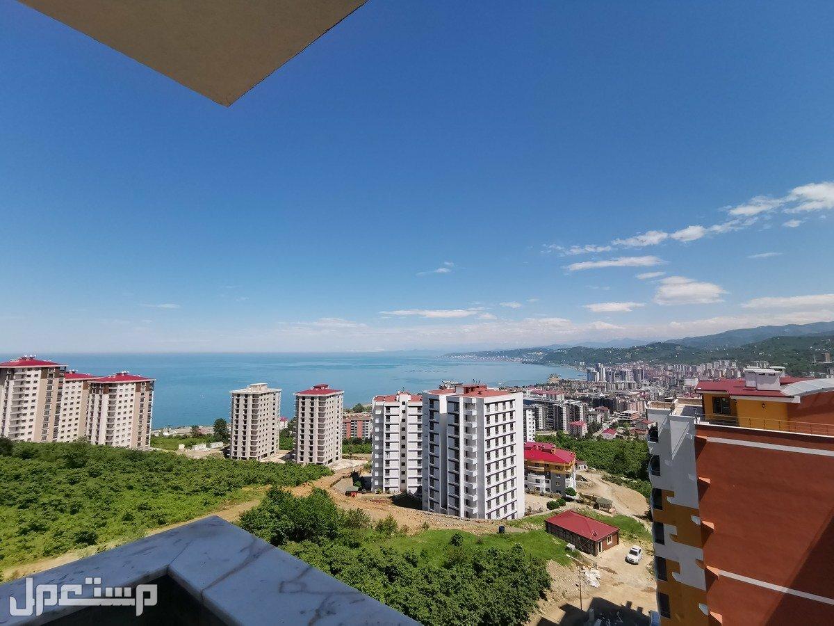 شقة للبيع في تركيا طرابزون