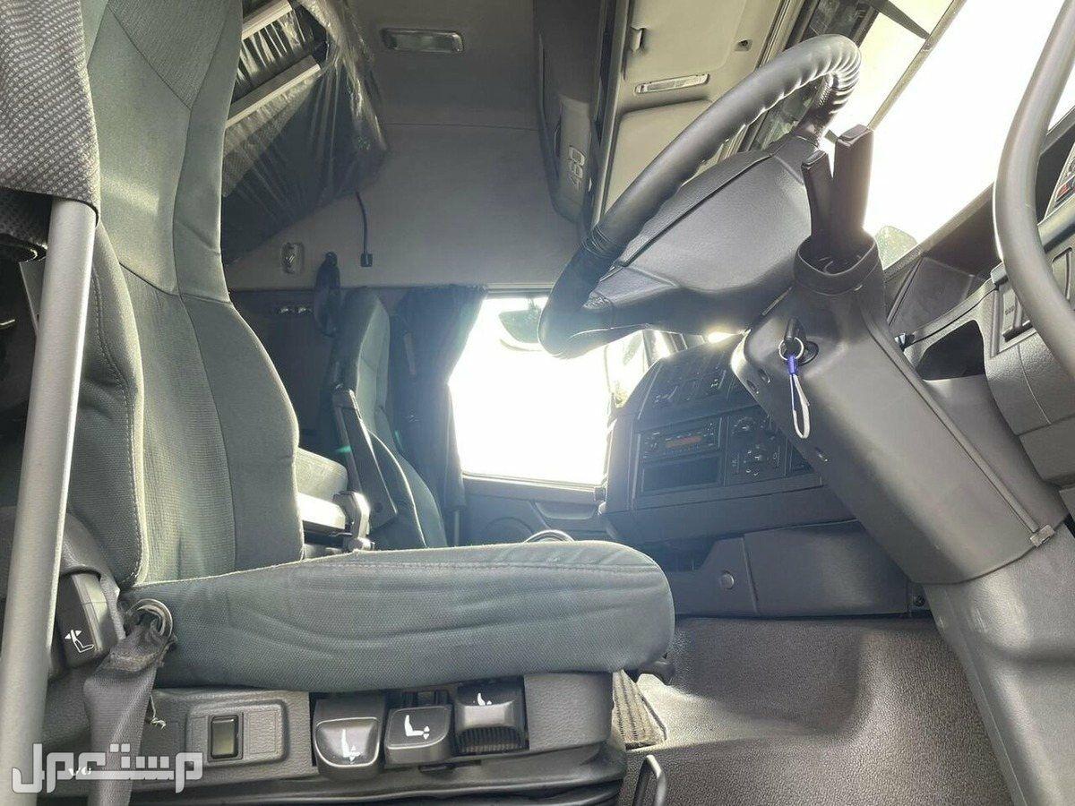 شاحنة فولفو استيراد حسب الطلبي موديل2014