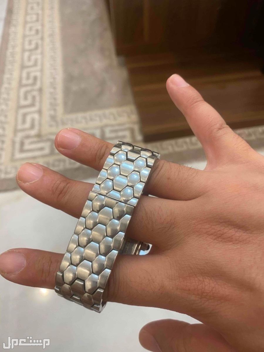 ساعة جينيفا الماس اصليه