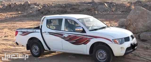 ميتسوبيشي L200 2008 مستعملة للبيع