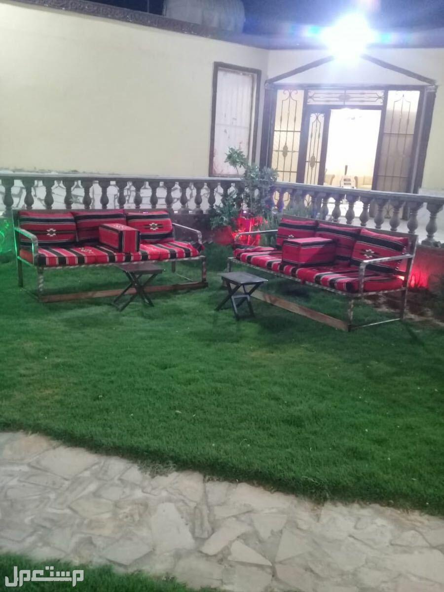 عروض العيد استراحة روزانا للايجار اليومي حديقة