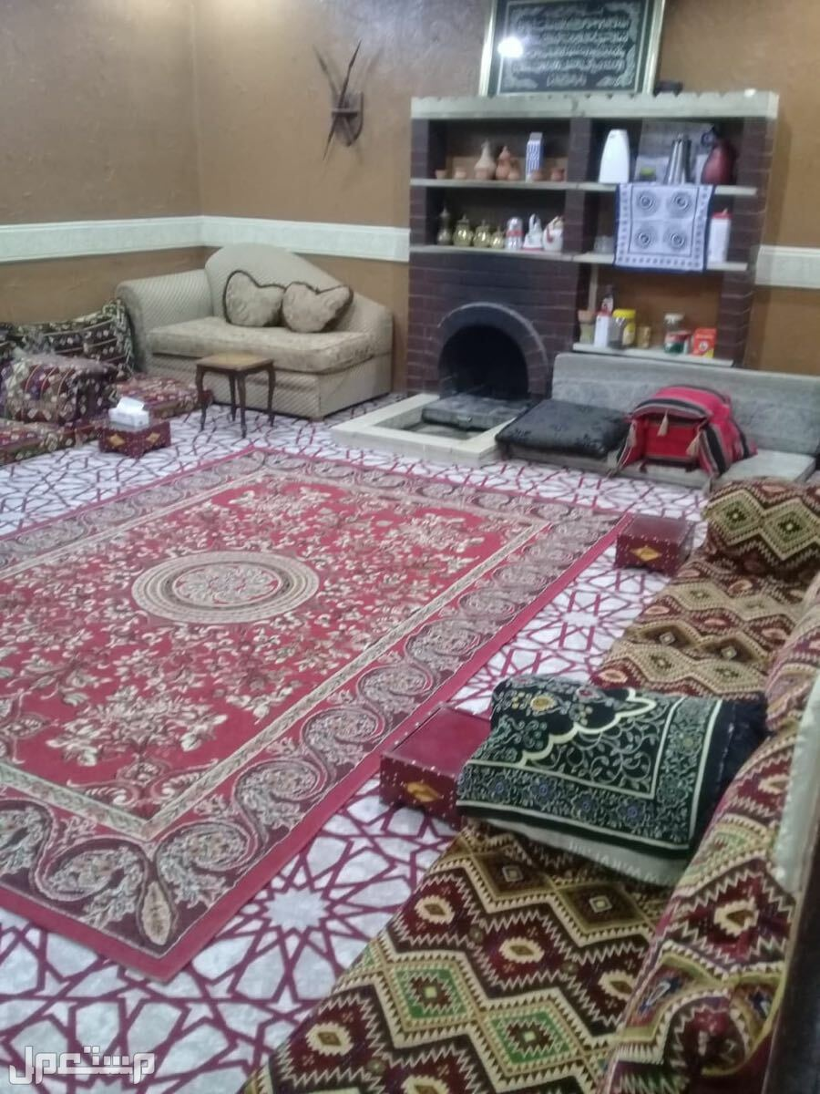 عروض العيد استراحة روزانا للايجار اليومي مشب
