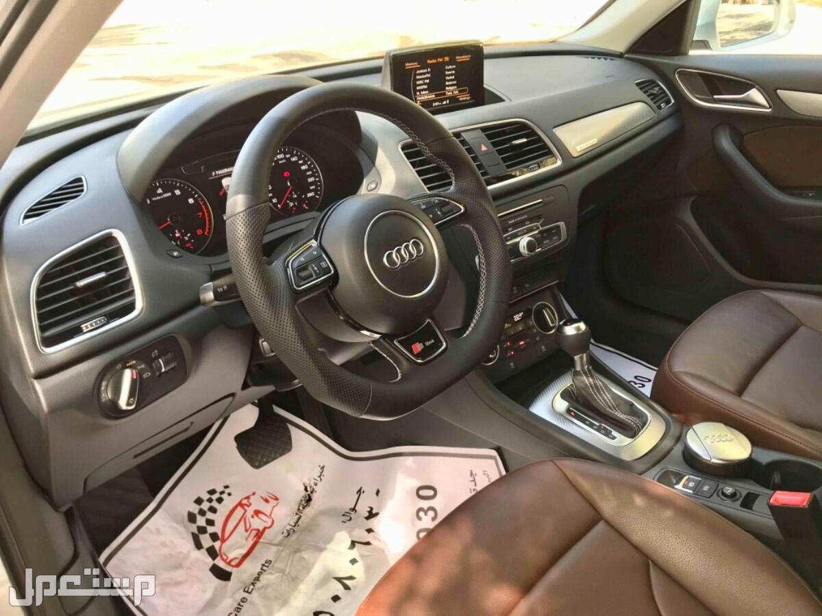 Audi Q3 S-line Quattro 2016 model