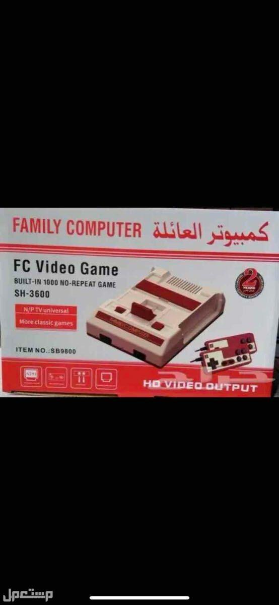 كمبيوتر العائلة) Family Computer Nintendo