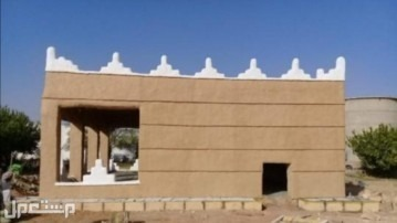 مقاول بيوت الطين وجميع التراث الشعبي وتوريد النخيل جميع انواع النخيل