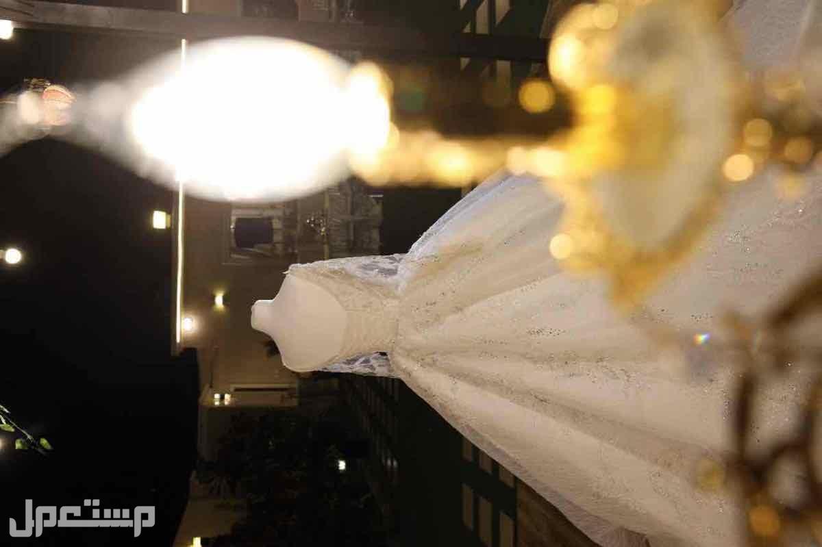 فستان زواج للبيع