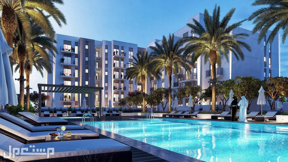 شقة غرفة وصالة باطلالة بحرية بالشارقة دفعة أولى28000 درهم -أقساط على 4سنوات