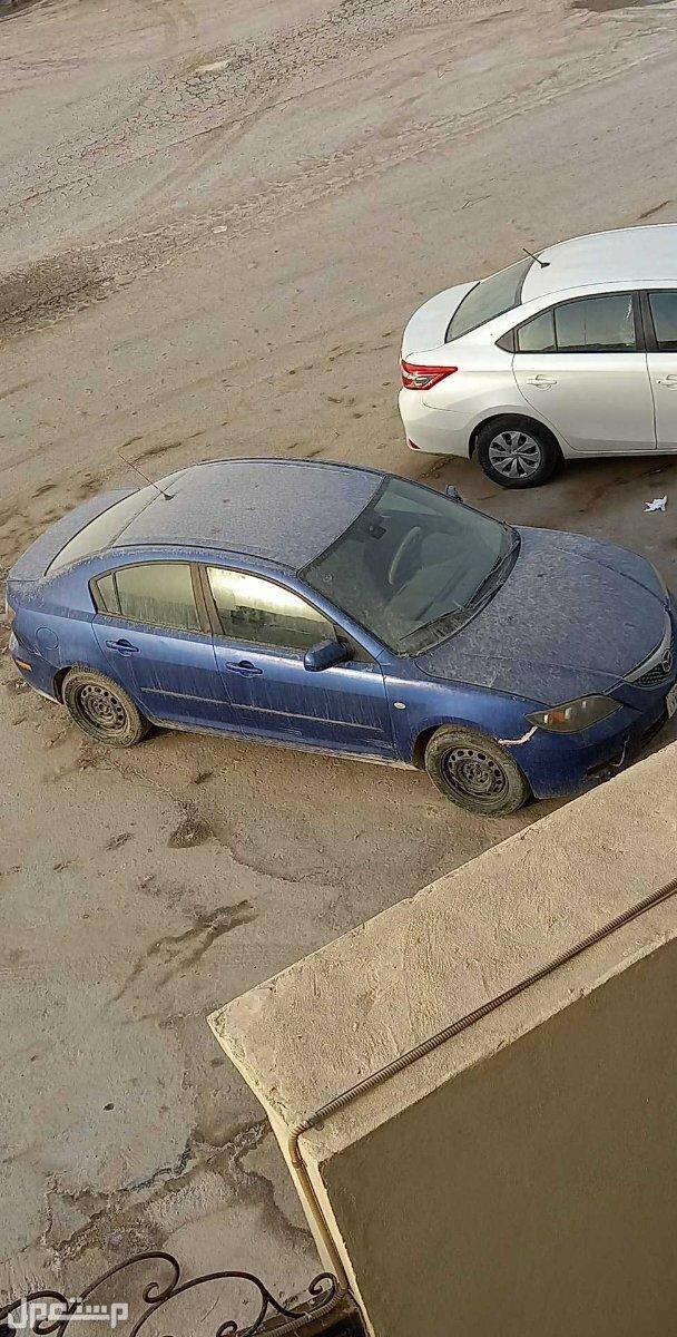 مازدا 3 2007 مستعملة للبيع
