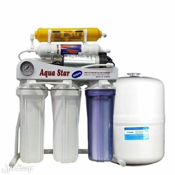 فلاتر مياه منزلية تركيب وصيانة