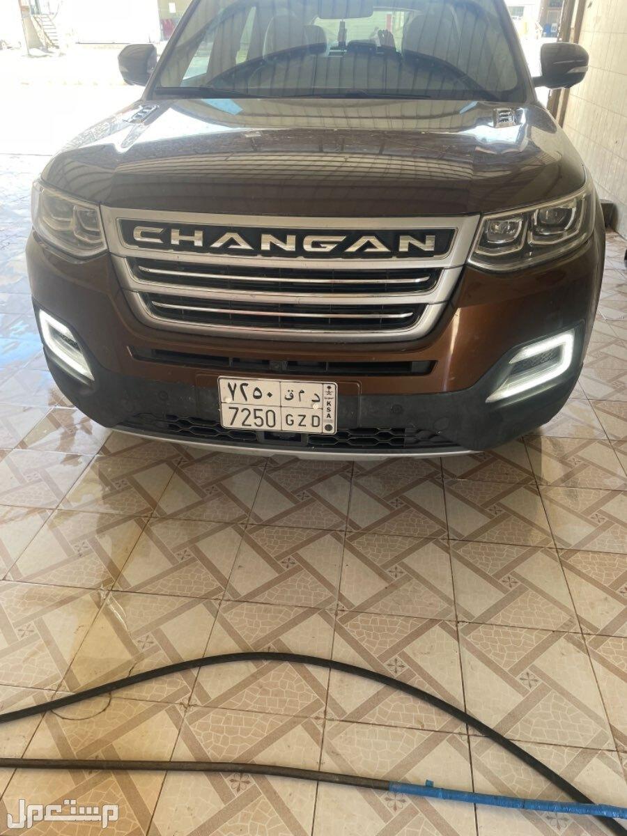 شانجان CS95 2020 مستعملة للبيع