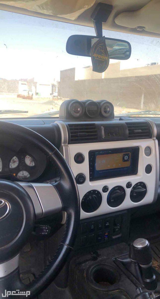 تويوتا إف جي FJ 2008 مستعملة للبيع