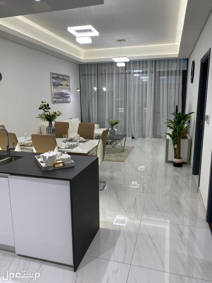 تملك الان شقة غرفة وصالة فى دبى بقسط شهرى 4000 درهم