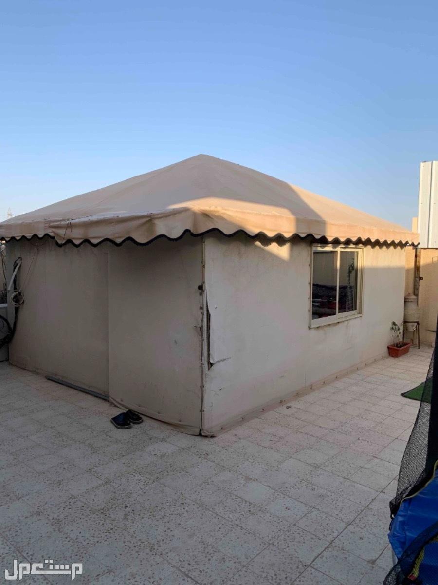 خيمة للبيع 5 في 4 بالرياض