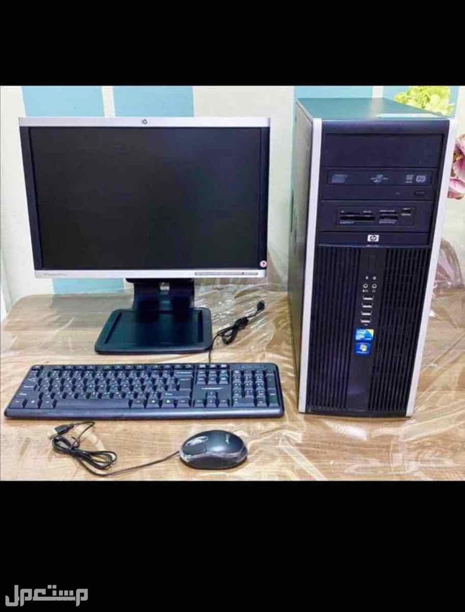 كمبيوترات مكتبية نوع اتش بي