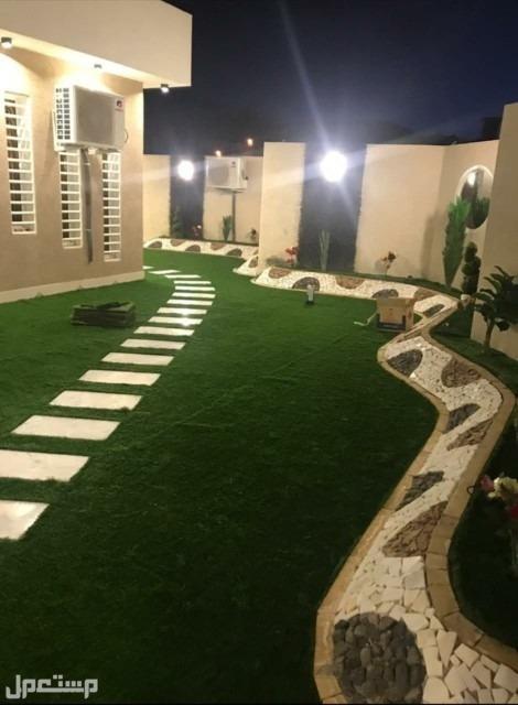 تنسيق الحدائق المنزليّة