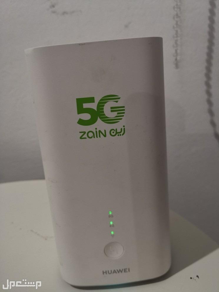راوتر هواوي برو 2 زين 5G شبه جديد