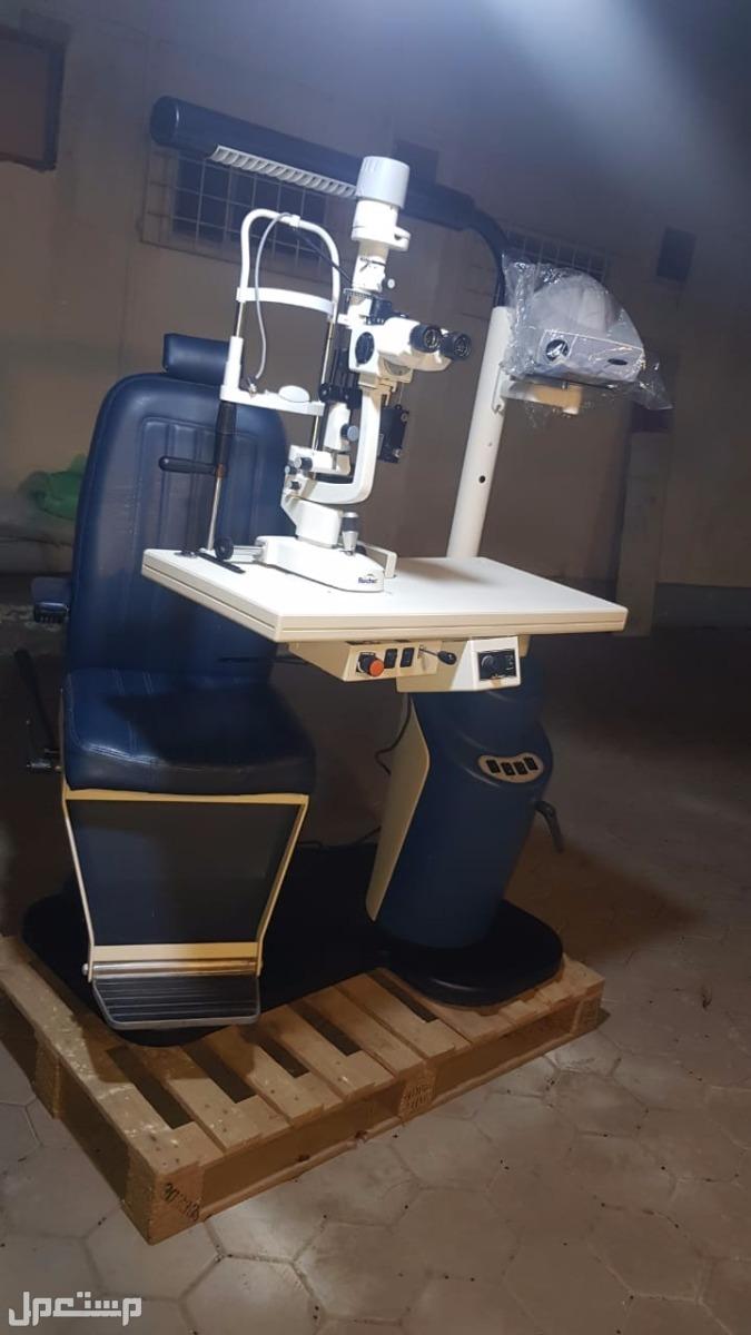 اجهزة طبيه جديده ومستعمل وقطع غيار