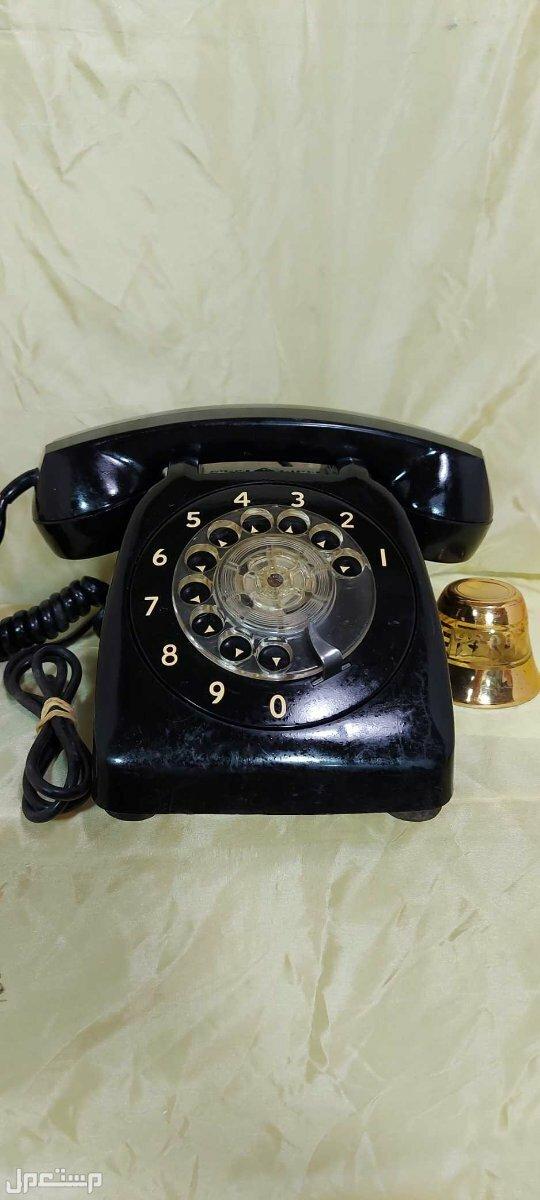 تلفون قرص تراثي امريكي