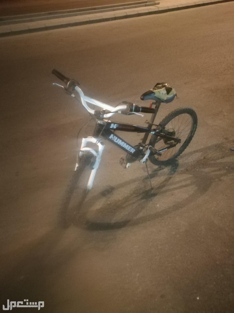 دراجه hummer  24