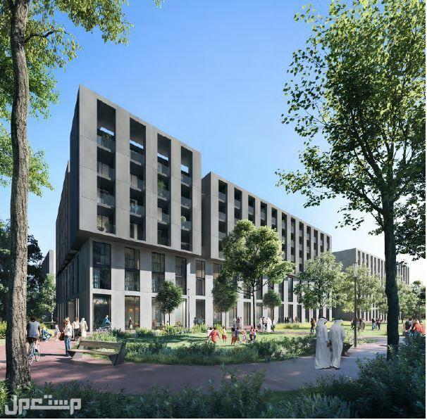 تملك شقة بمقدم 15 الف درهم وقسط شهر 2500 درهم فقط بجوار الجامعه الامريكية