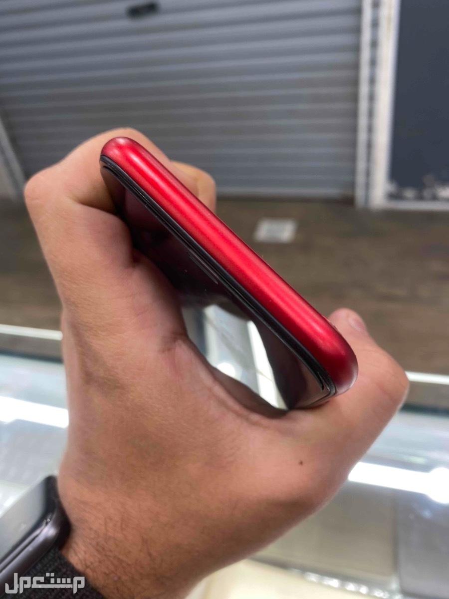 للبيع ايفون اكس ار احمر 128 مستخدم
