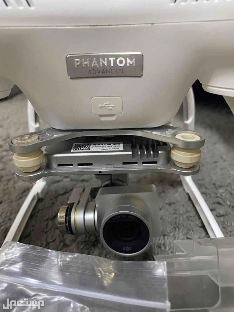 طائرة فانتوم 3 ادفانسد  phantom 3 advanced