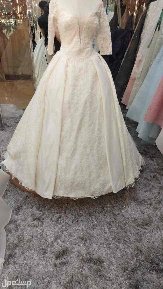 فستان زفاف فستان عروسه