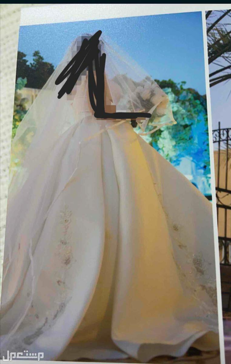 فستان زواج موديل فرنسي