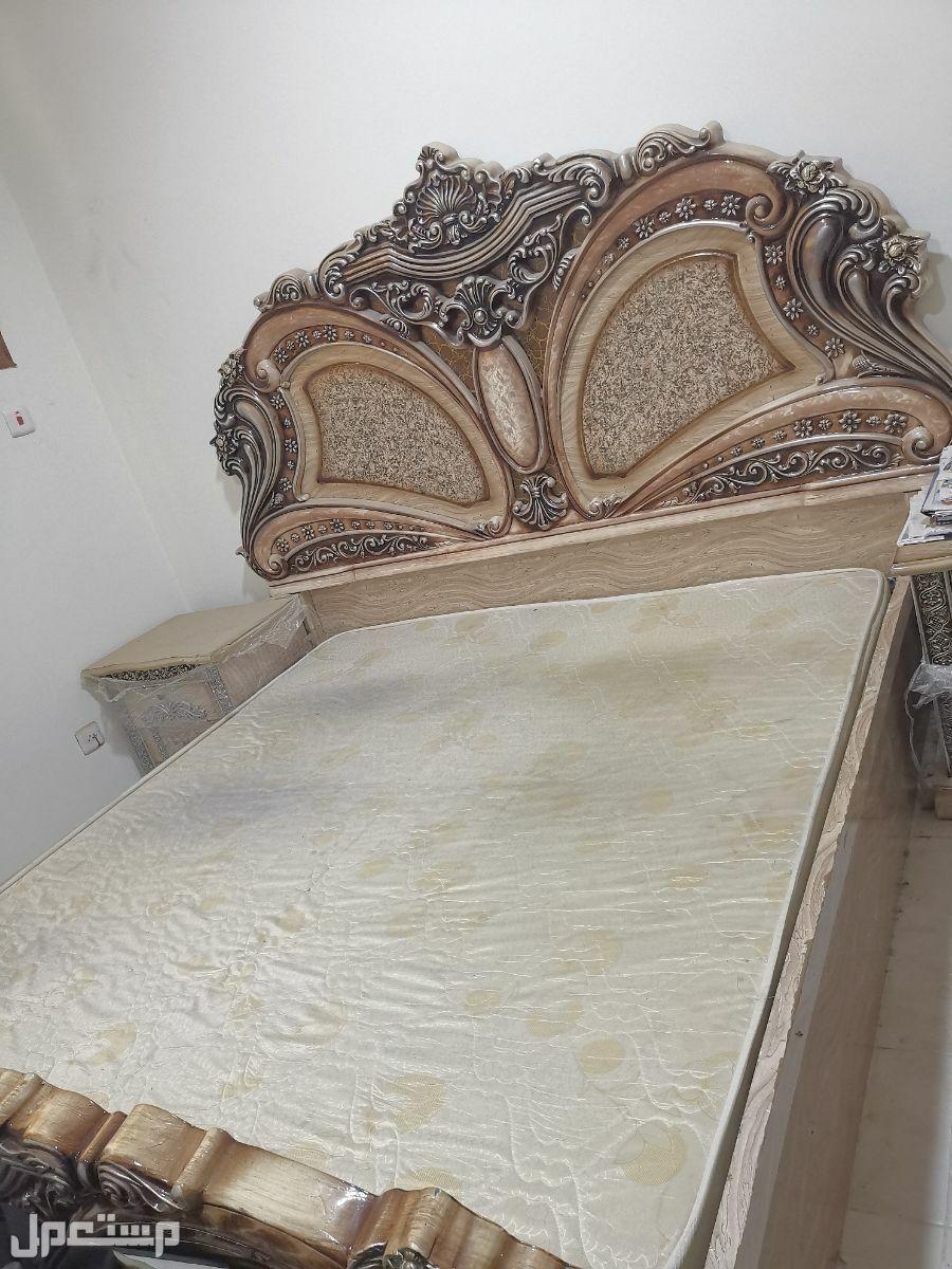 غرفة نوم كبيرة كاملة شاملة المرتبة الجديدة