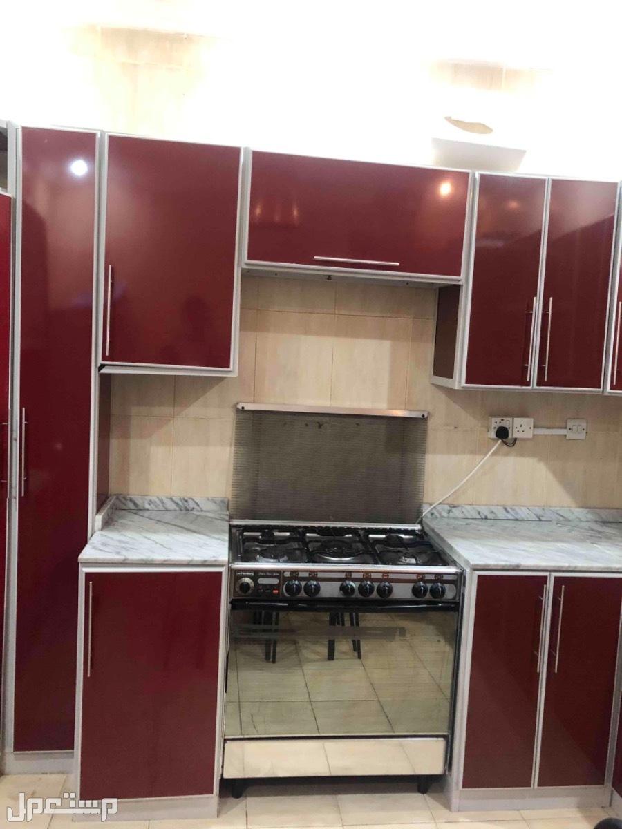 مطبخ نظيف جدا للبيع من غير الاجهزة الكهربائية