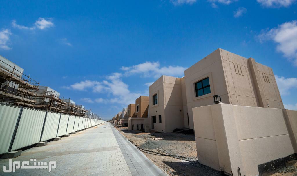 تملك فيلا في اول مدينة تعمل بالطاقة الشمسية بالشارقة