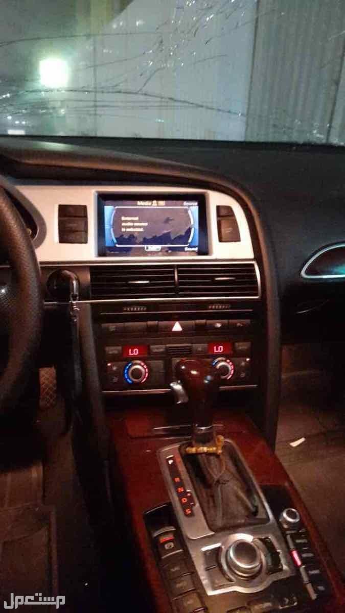 اودي A6 2010 مستعملة للبيع