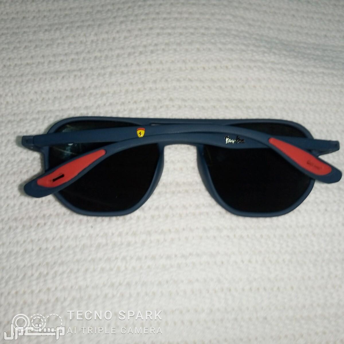 Ray-Ban Scuderia Ferrari الاصلية
