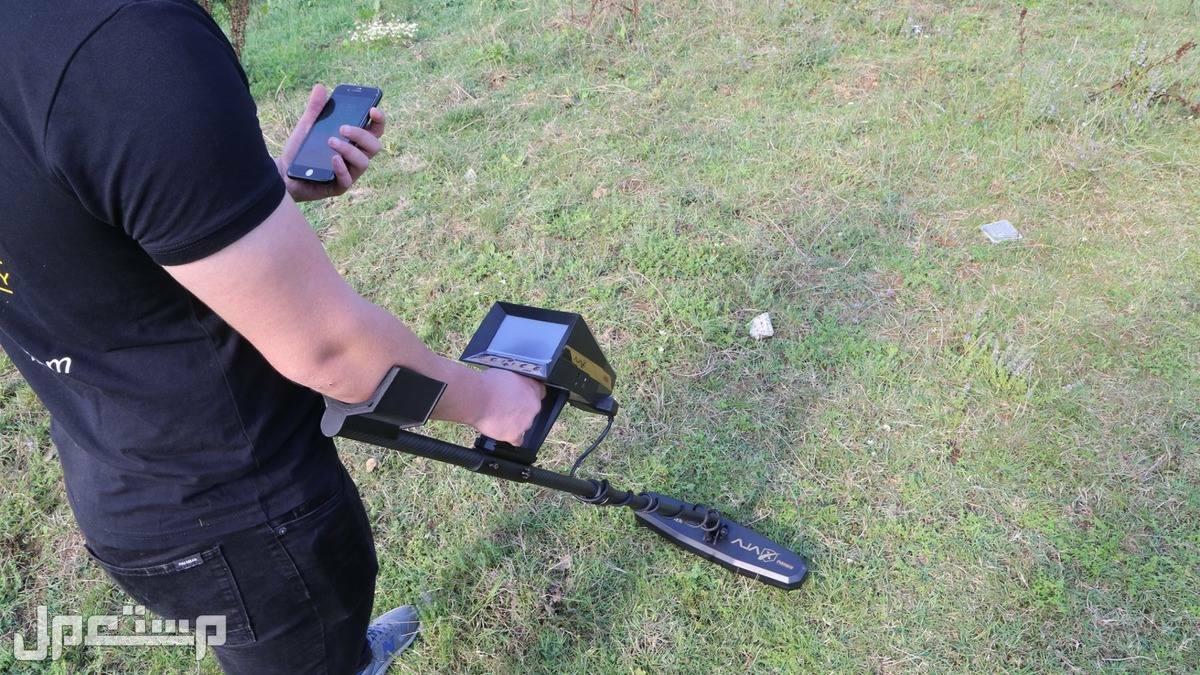 جهاز كشف الذهب والكنوز المدفونة تحت الارض بريميرو AJAX PRIMERO جهاز اجاكس بريميرو لكشف الذهب والكنوز تحت الأرض