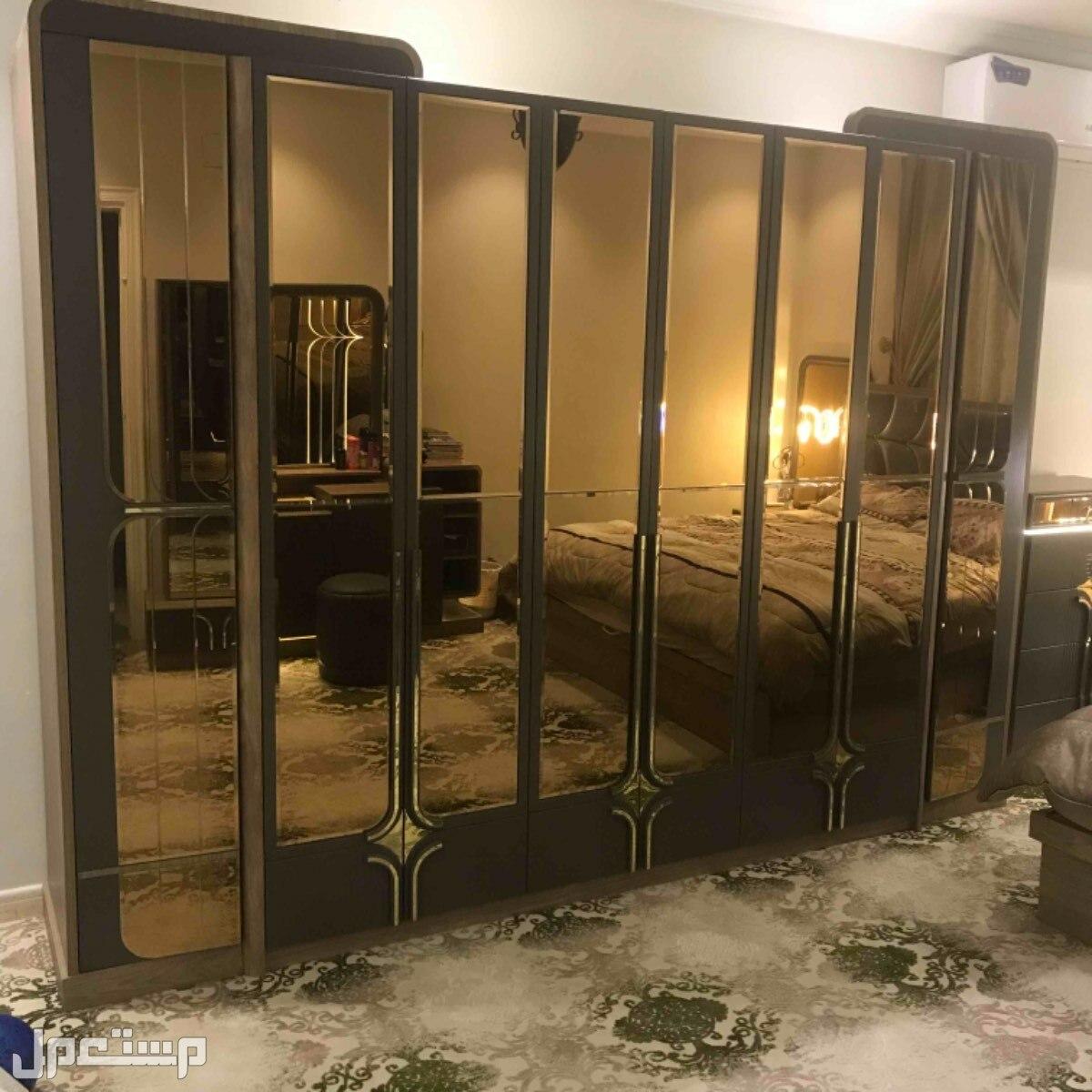 غرفة نوم كاملة جديده لم تستخدم وشاهد الله