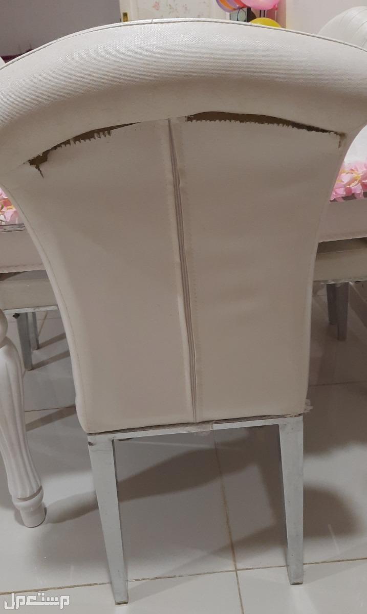 اثاث مستعمل للبيع كرسي طاولة الطعام