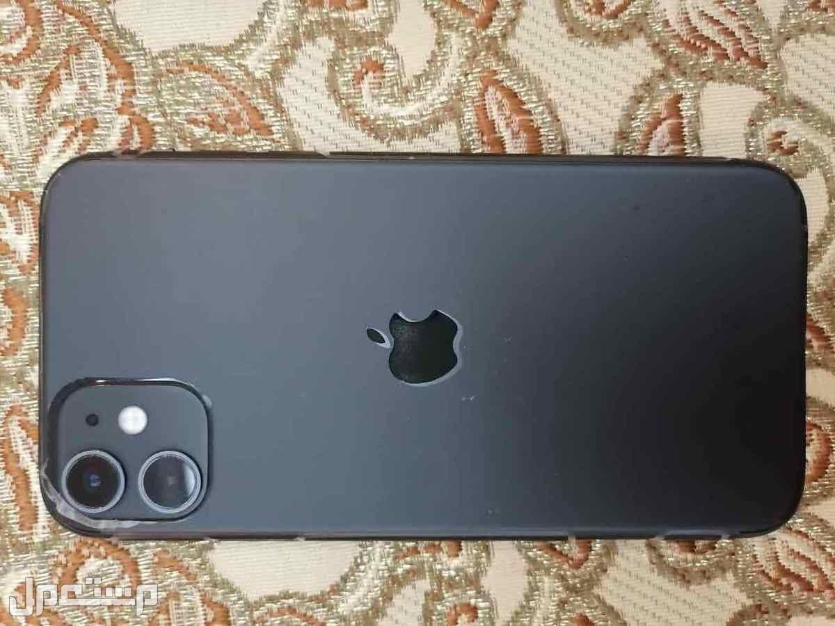 جوال ايفون 11 العادي 64 جيجا
