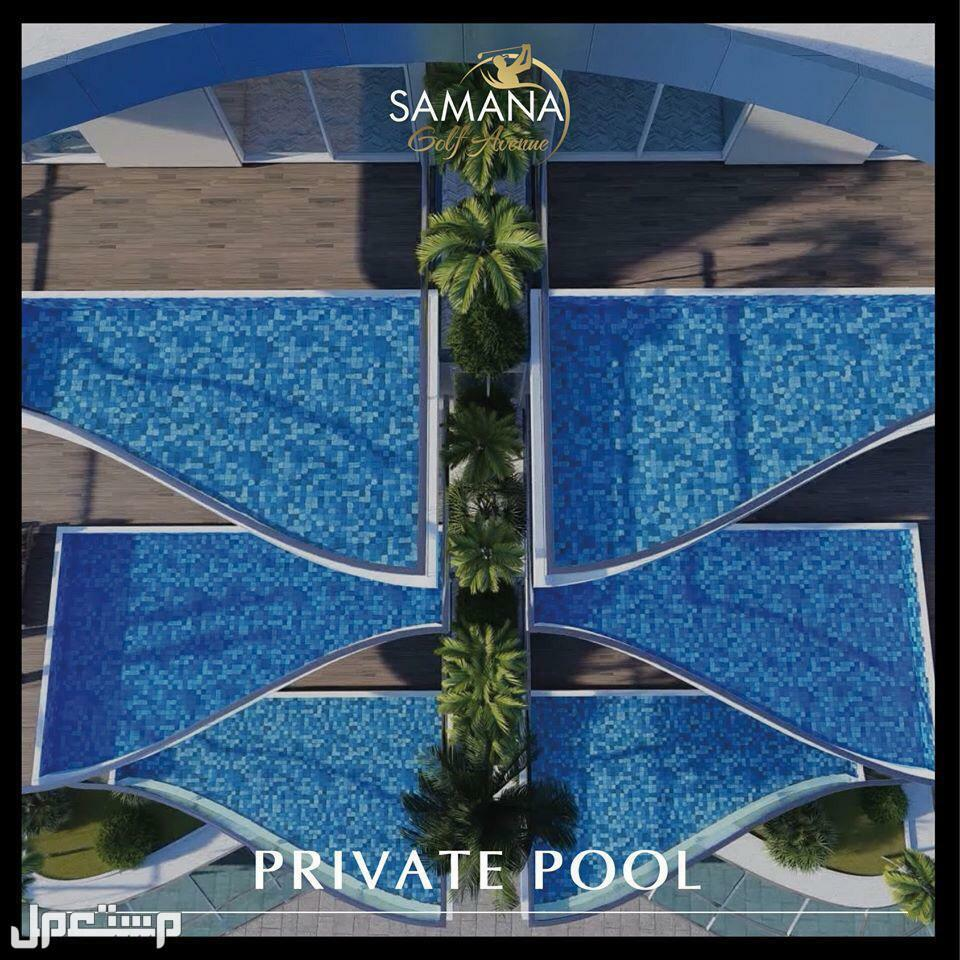 يقع سمانا جولف افينيو في مكان مثالي وفي قلب كل ما تقدمه دبي