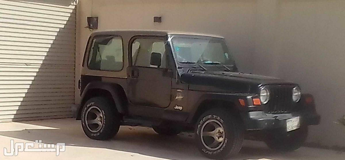 جيب رانجلر 2003 مستعملة للبيع