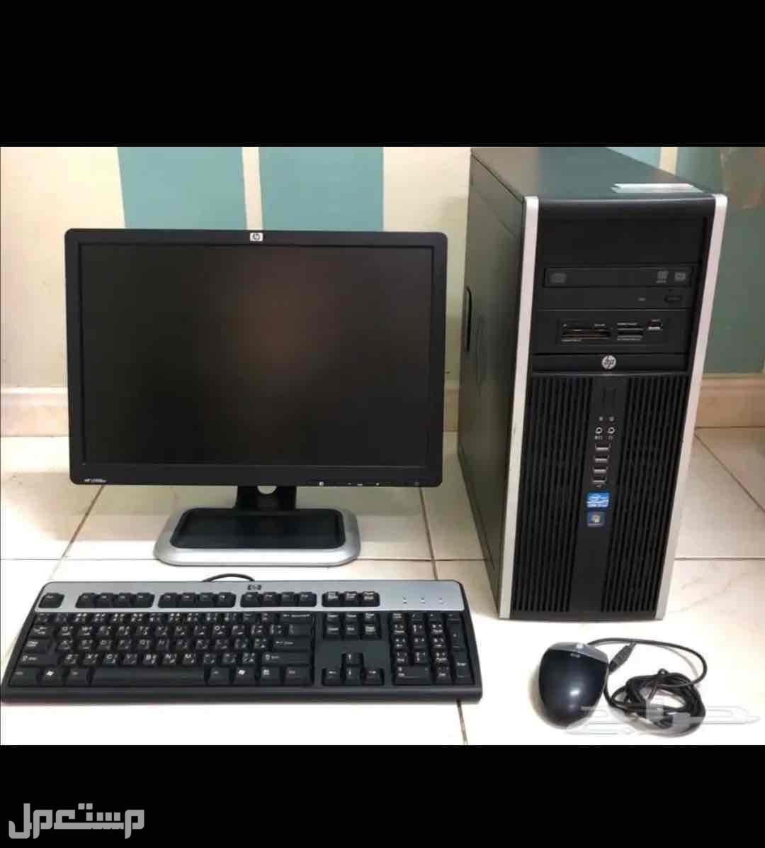 كمبيوترات مكتبية نوع انش بي / وديل