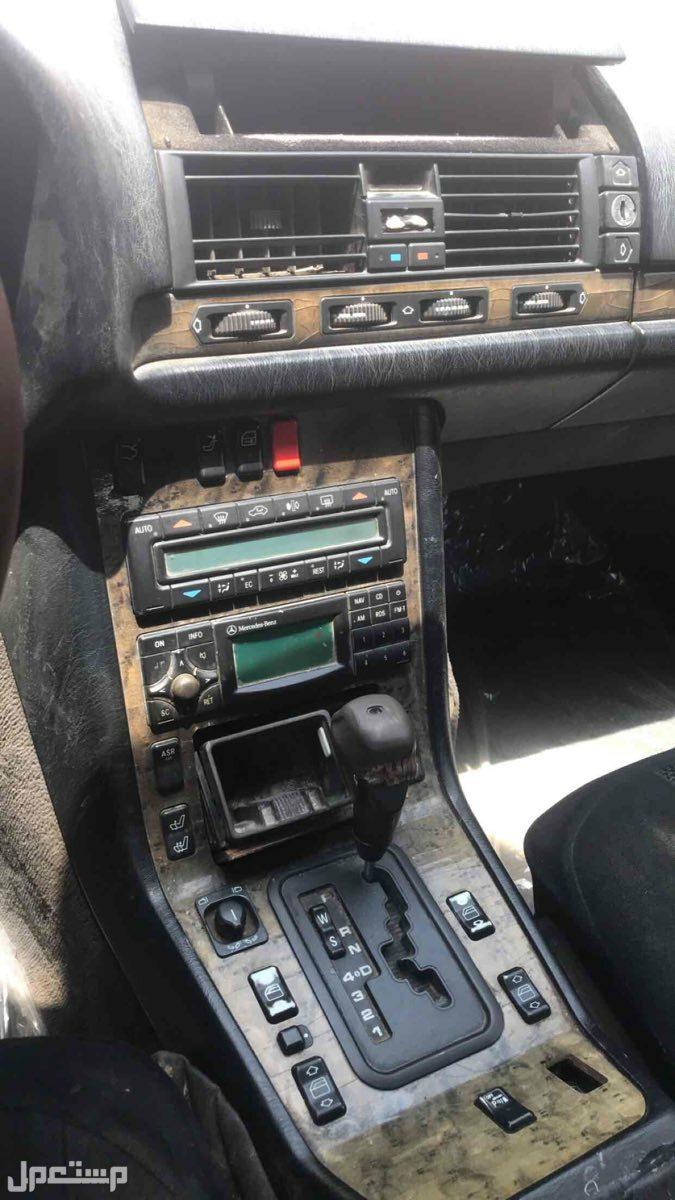 مرسيدس بنز أخرى 1997 مستعملة للبيع