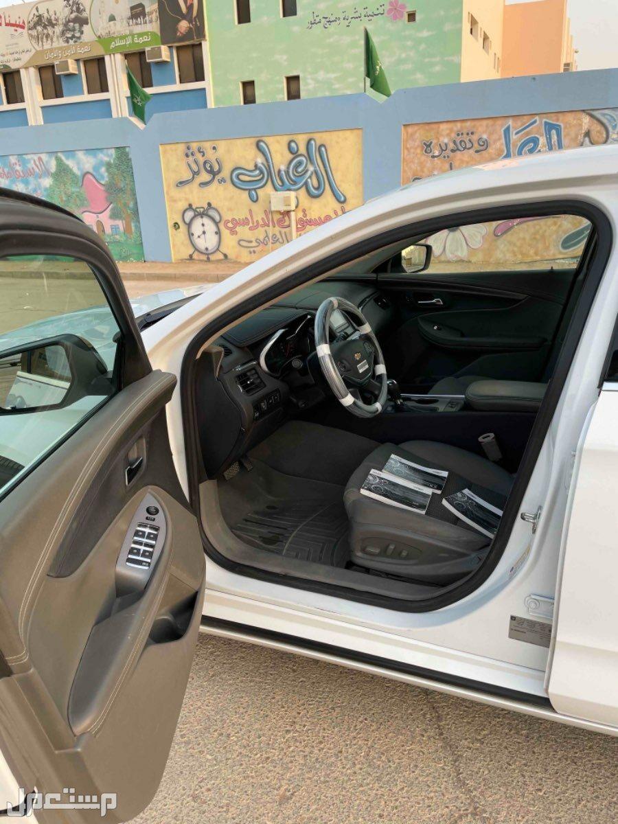 شفروليه امبالا 2016 مستعملة للبيع