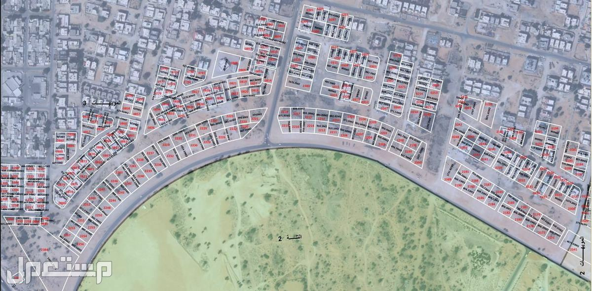 أراضي تجارية ثاني نمرة من شارع الأكاديمية بالمويهات 3 بعجمان