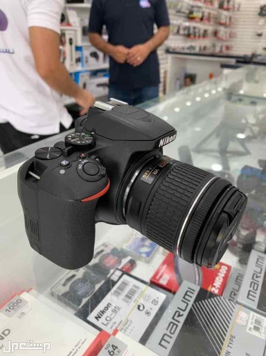 كاميرا Nikon D3500 , 2021 ، جديده بنفس محل العبدالواحد ، للبيع